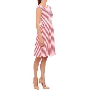 Kate Spade Leora Chevron Dress